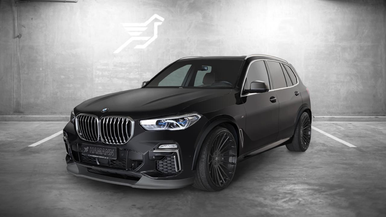 HAMANN BMW G05
