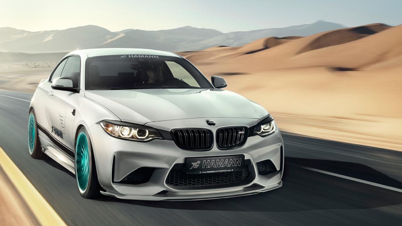 HAMANN BMW M2 F87